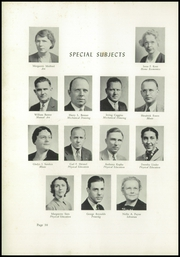 Page 34, 1941 Edition, Woodrow Wilson High School - Yearbook (Washington, DC) online yearbook collection