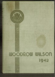 1942 Edition, Woodrow Wilson High School - Yearbook (Washington, DC)