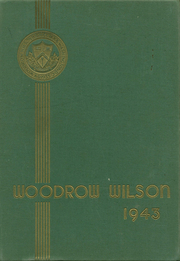 Woodrow Wilson High School - Yearbook (Washington, DC) online yearbook collection, 1943 Edition, Page 1