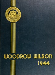 1944 Edition, Woodrow Wilson High School - Yearbook (Washington, DC)