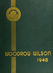1948 Edition, Woodrow Wilson High School - Yearbook (Washington, DC)