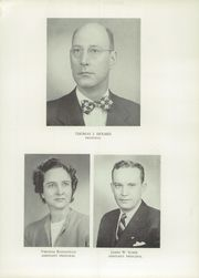 Page 17, 1950 Edition, Woodrow Wilson High School - Yearbook (Washington, DC) online yearbook collection