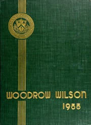 1955 Edition, Woodrow Wilson High School - Yearbook (Washington, DC)