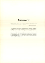 Page 12, 1957 Edition, Woodrow Wilson High School - Yearbook (Washington, DC) online yearbook collection