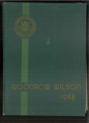 1958 Edition, Woodrow Wilson High School - Yearbook (Washington, DC)