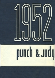 Page 1, 1952 Edition, Eastern High School - Punch and Judy Yearbook (Washington, DC) online yearbook collection