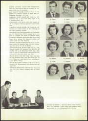 Page 13, 1952 Edition, Eastern High School - Punch and Judy Yearbook (Washington, DC) online yearbook collection