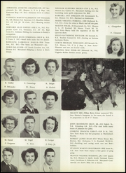 Page 14, 1952 Edition, Eastern High School - Punch and Judy Yearbook (Washington, DC) online yearbook collection