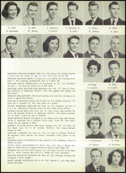 Page 15, 1952 Edition, Eastern High School - Punch and Judy Yearbook (Washington, DC) online yearbook collection