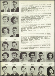 Page 16, 1952 Edition, Eastern High School - Punch and Judy Yearbook (Washington, DC) online yearbook collection