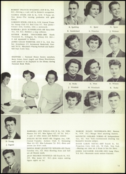 Page 17, 1952 Edition, Eastern High School - Punch and Judy Yearbook (Washington, DC) online yearbook collection