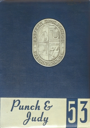 Page 1, 1953 Edition, Eastern High School - Punch and Judy Yearbook (Washington, DC) online yearbook collection