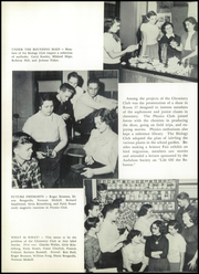 Page 12, 1953 Edition, Eastern High School - Punch and Judy Yearbook (Washington, DC) online yearbook collection