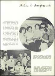 Page 13, 1953 Edition, Eastern High School - Punch and Judy Yearbook (Washington, DC) online yearbook collection