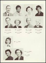 Page 10, 1957 Edition, Eastern High School - Punch and Judy Yearbook (Washington, DC) online yearbook collection