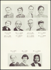 Page 11, 1957 Edition, Eastern High School - Punch and Judy Yearbook (Washington, DC) online yearbook collection