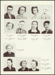 Page 12, 1957 Edition, Eastern High School - Punch and Judy Yearbook (Washington, DC) online yearbook collection