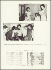 Page 13, 1957 Edition, Eastern High School - Punch and Judy Yearbook (Washington, DC) online yearbook collection