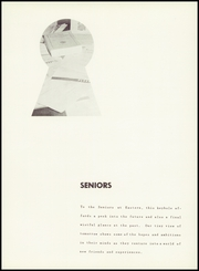 Page 15, 1957 Edition, Eastern High School - Punch and Judy Yearbook (Washington, DC) online yearbook collection