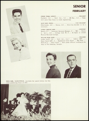Page 16, 1957 Edition, Eastern High School - Punch and Judy Yearbook (Washington, DC) online yearbook collection