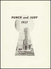 Page 5, 1957 Edition, Eastern High School - Punch and Judy Yearbook (Washington, DC) online yearbook collection