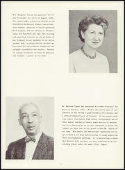 Page 9, 1957 Edition, Eastern High School - Punch and Judy Yearbook (Washington, DC) online yearbook collection