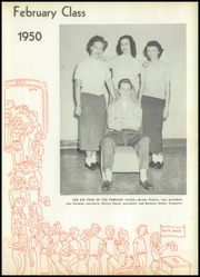 Page 13, 1950 Edition, Coolidge High School - Corral Yearbook (Washington, DC) online yearbook collection