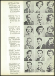 Page 15, 1950 Edition, Coolidge High School - Corral Yearbook (Washington, DC) online yearbook collection