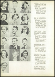 Page 16, 1950 Edition, Coolidge High School - Corral Yearbook (Washington, DC) online yearbook collection