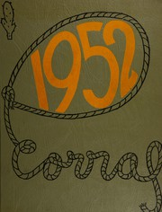 1952 Edition, Coolidge High School - Corral Yearbook (Washington, DC)