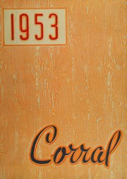 1953 Edition, Coolidge High School - Corral Yearbook (Washington, DC)