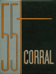 Page 1, 1955 Edition, Coolidge High School - Corral Yearbook (Washington, DC) online yearbook collection