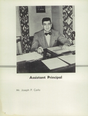 Page 10, 1955 Edition, Coolidge High School - Corral Yearbook (Washington, DC) online yearbook collection