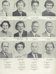 Page 15, 1955 Edition, Coolidge High School - Corral Yearbook (Washington, DC) online yearbook collection