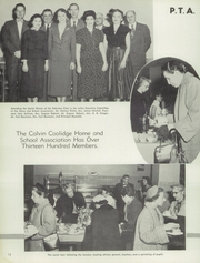 Page 16, 1955 Edition, Coolidge High School - Corral Yearbook (Washington, DC) online yearbook collection