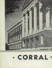 Page 6, 1955 Edition, Coolidge High School - Corral Yearbook (Washington, DC) online yearbook collection