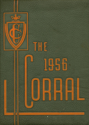 Page 1, 1956 Edition, Coolidge High School - Corral Yearbook (Washington, DC) online yearbook collection