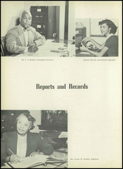 Page 12, 1955 Edition, Dunbar High School - Liber Anni Yearbook (Washington, DC) online yearbook collection