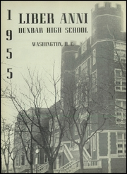 Page 6, 1955 Edition, Dunbar High School - Liber Anni Yearbook (Washington, DC) online yearbook collection