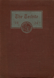 Page 1, 1924 Edition, McKinley Technical High School - Techite Yearbook (Washington, DC) online yearbook collection