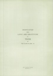 Page 6, 1924 Edition, McKinley Technical High School - Techite Yearbook (Washington, DC) online yearbook collection