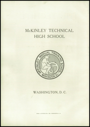 Page 8, 1925 Edition, McKinley Technical High School - Techite Yearbook (Washington, DC) online yearbook collection
