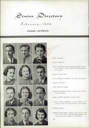 Page 72, 1938 Edition, McKinley Technical High School - Techite Yearbook (Washington, DC) online yearbook collection