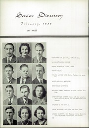 Page 74, 1938 Edition, McKinley Technical High School - Techite Yearbook (Washington, DC) online yearbook collection