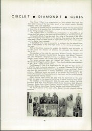Page 89, 1938 Edition, McKinley Technical High School - Techite Yearbook (Washington, DC) online yearbook collection