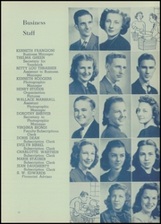 Page 17, 1939 Edition, McKinley Technical High School - Techite Yearbook (Washington, DC) online yearbook collection