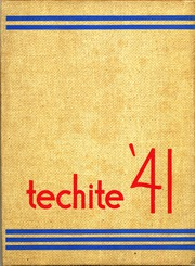 1941 Edition, McKinley Technical High School - Techite Yearbook (Washington, DC)