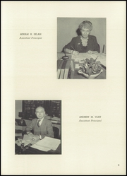 Page 13, 1949 Edition, McKinley Technical High School - Techite Yearbook (Washington, DC) online yearbook collection