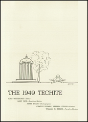 Page 5, 1949 Edition, McKinley Technical High School - Techite Yearbook (Washington, DC) online yearbook collection