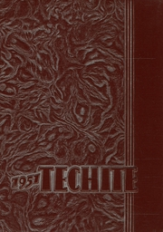 1951 Edition, McKinley Technical High School - Techite Yearbook (Washington, DC)